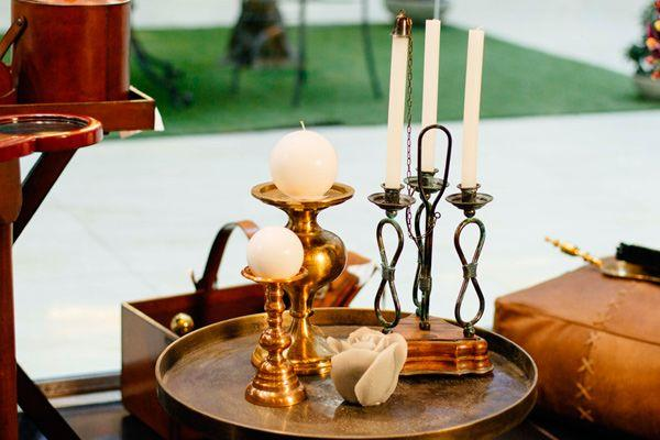 Подсвечники, свечи и ароматы для дома