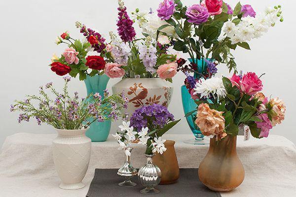 Вазоны и вазы