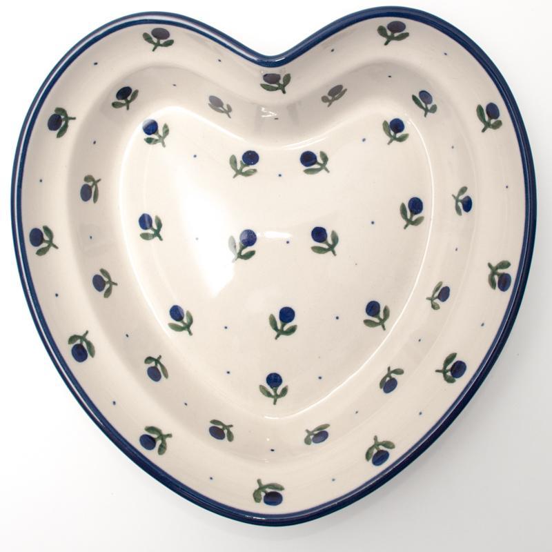 Пиала декоративная сердце