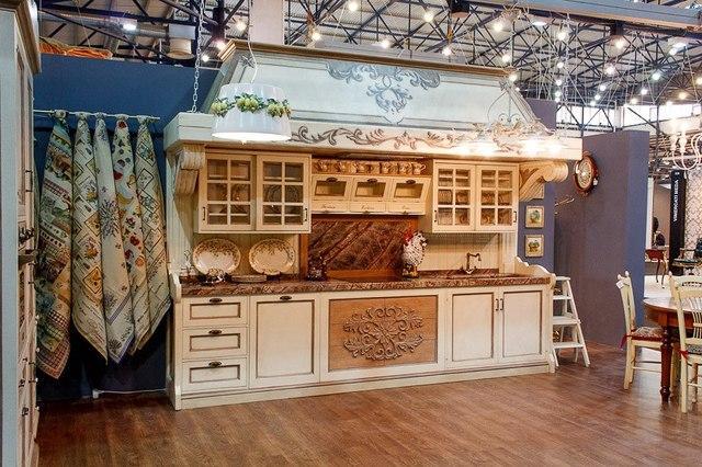 Кухня Villa Grazia