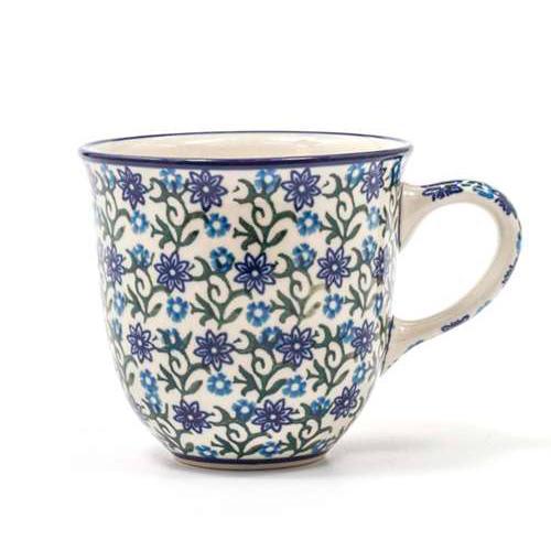 Чашка с цветочками
