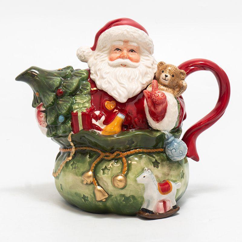 "Заварник ""Санта с подарками"""