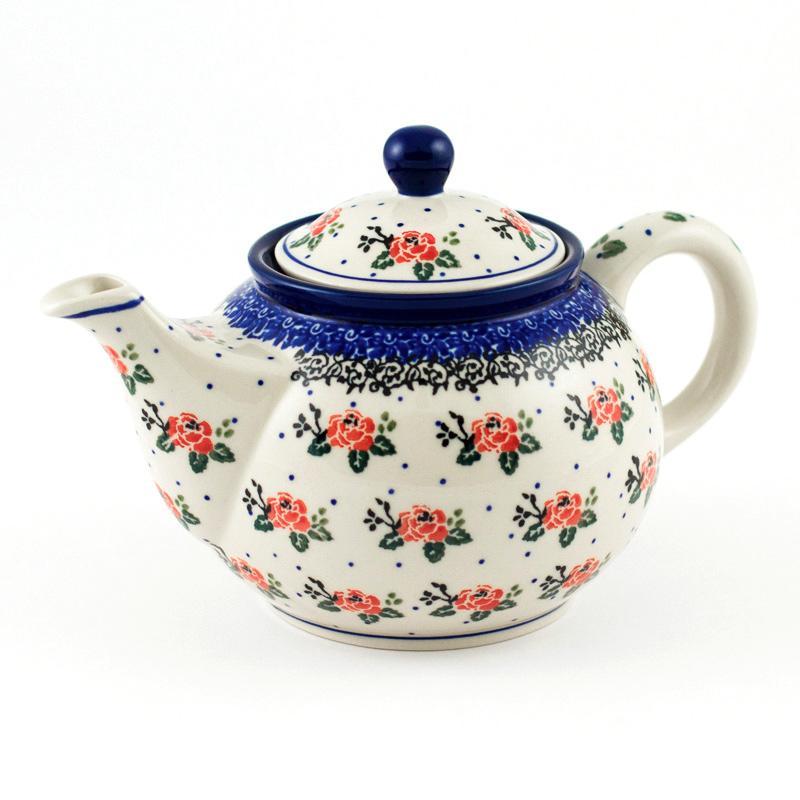 """Чайник заварник """"Чайная роза"""""""