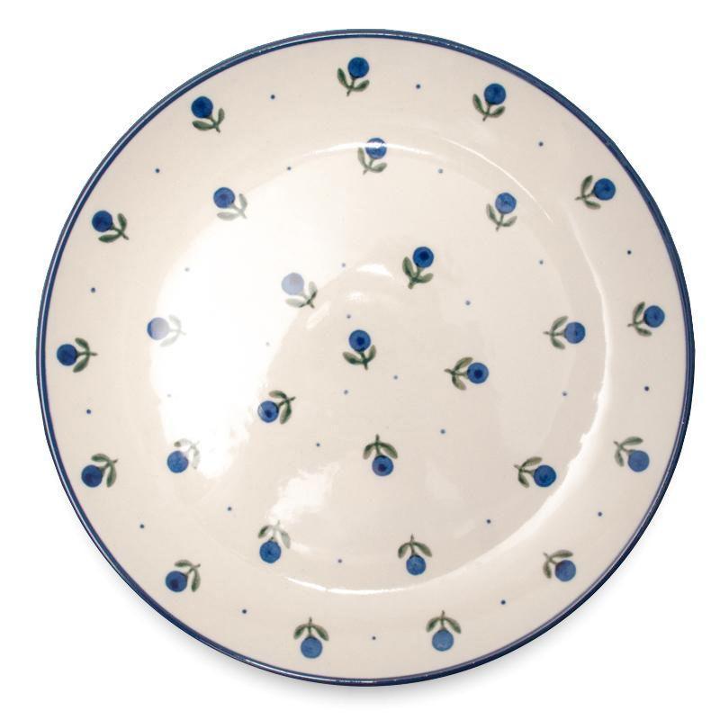 """Набор 6 шт. тарелок """"Голубика"""""""