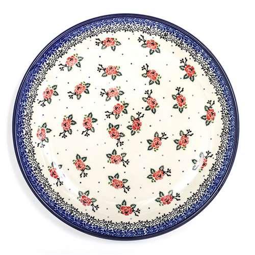 "Набор 6 шт. тарелок ""Чайная роза"""
