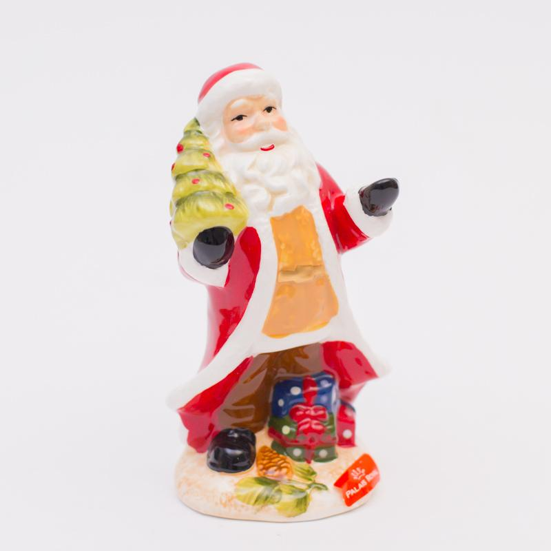 Дед Мороз с елочкой