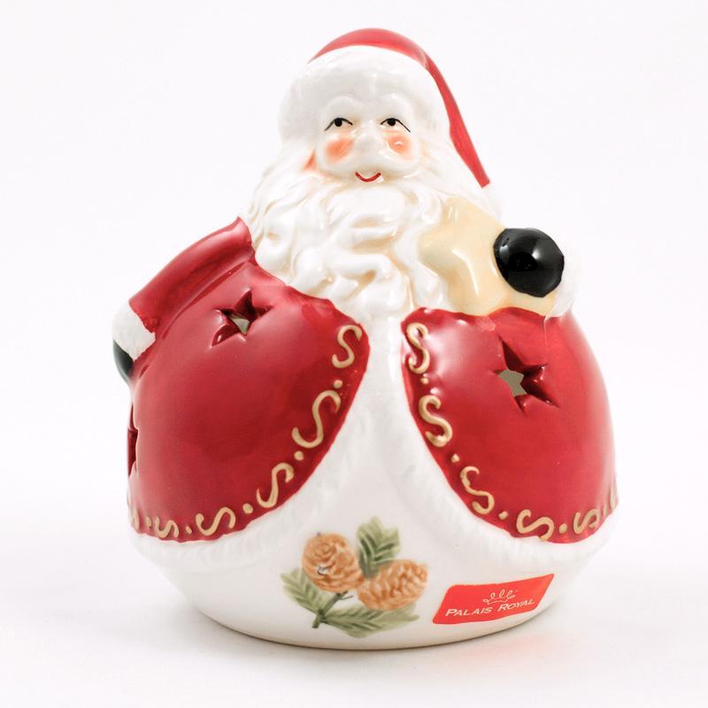 Подсвечник Санта