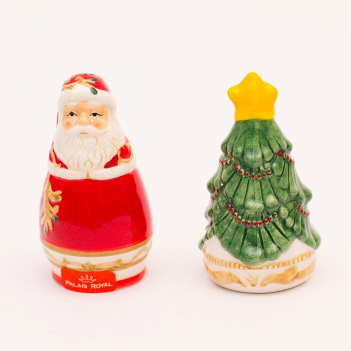 Набор Санта (соль+перец)
