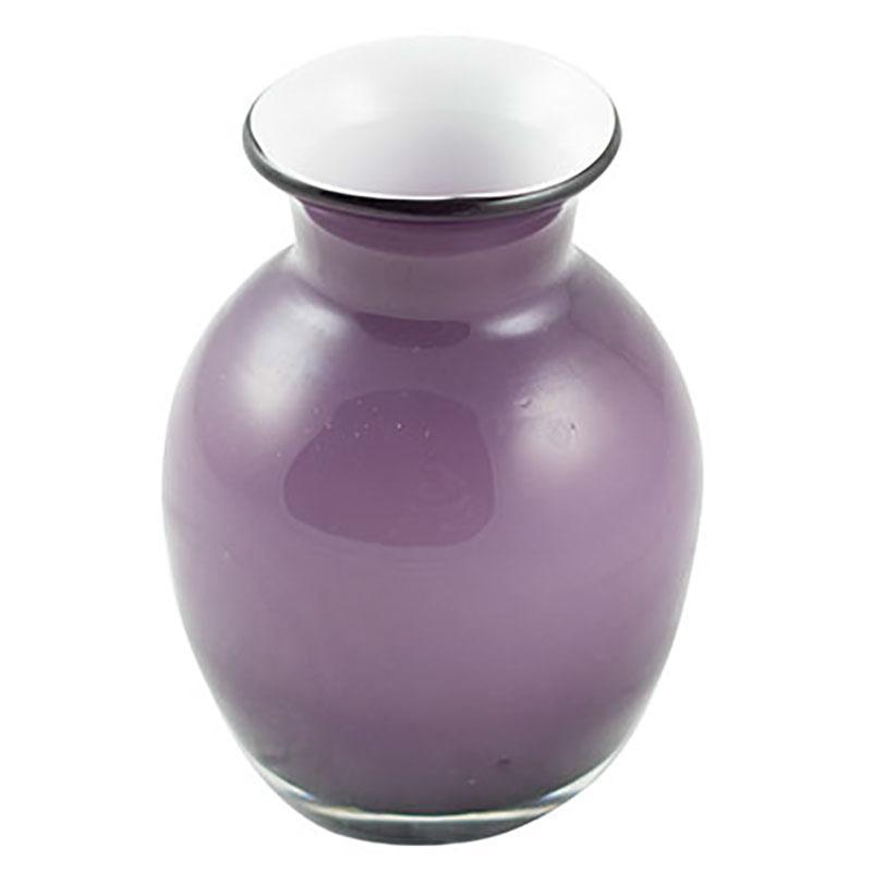 Ваза фиолетовая Fiore