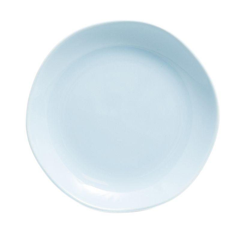 Тарелки десертные светло-голубые, набор 6 шт. Ritmo