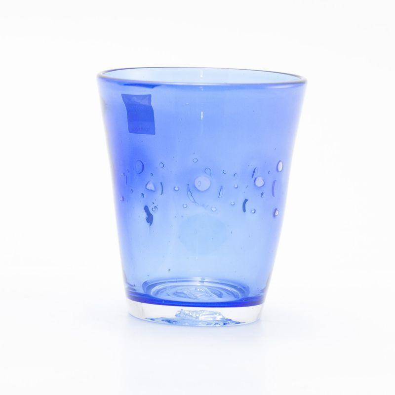Набор стаканов Comtesse Milano Samoa синие 6 шт.
