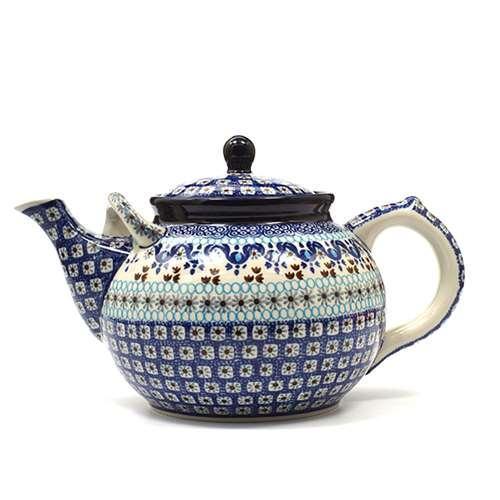 """Чайничек из керамики для чаепития """"Марракеш"""""""
