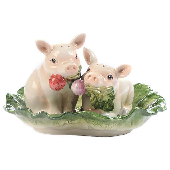 "Набор ""Свинки"" для специй"