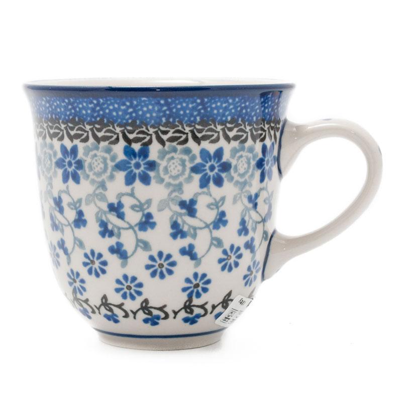 """Чашка для чая керамическая """"Полевые цветы"""""""