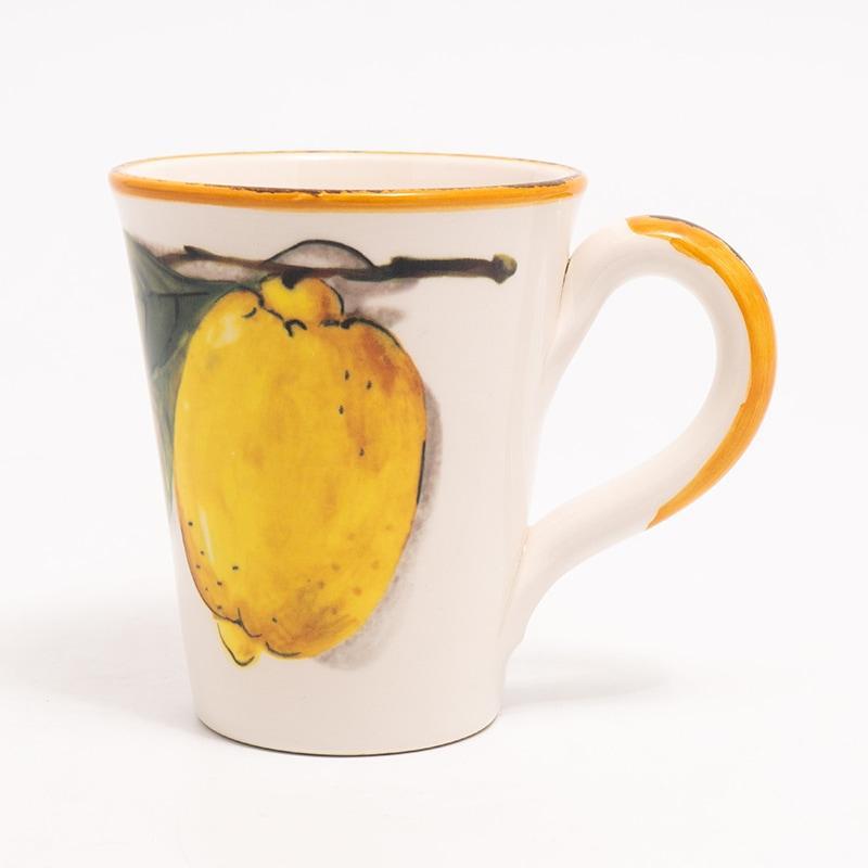 """Чашка чайная """"Лимоны"""""""