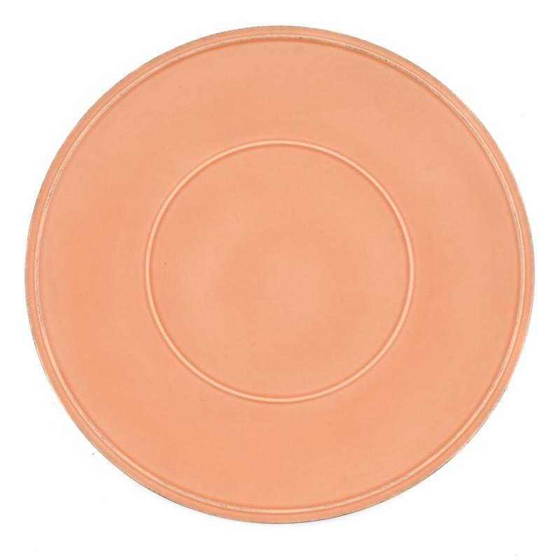 Тарелка подставная терракотовая Friso