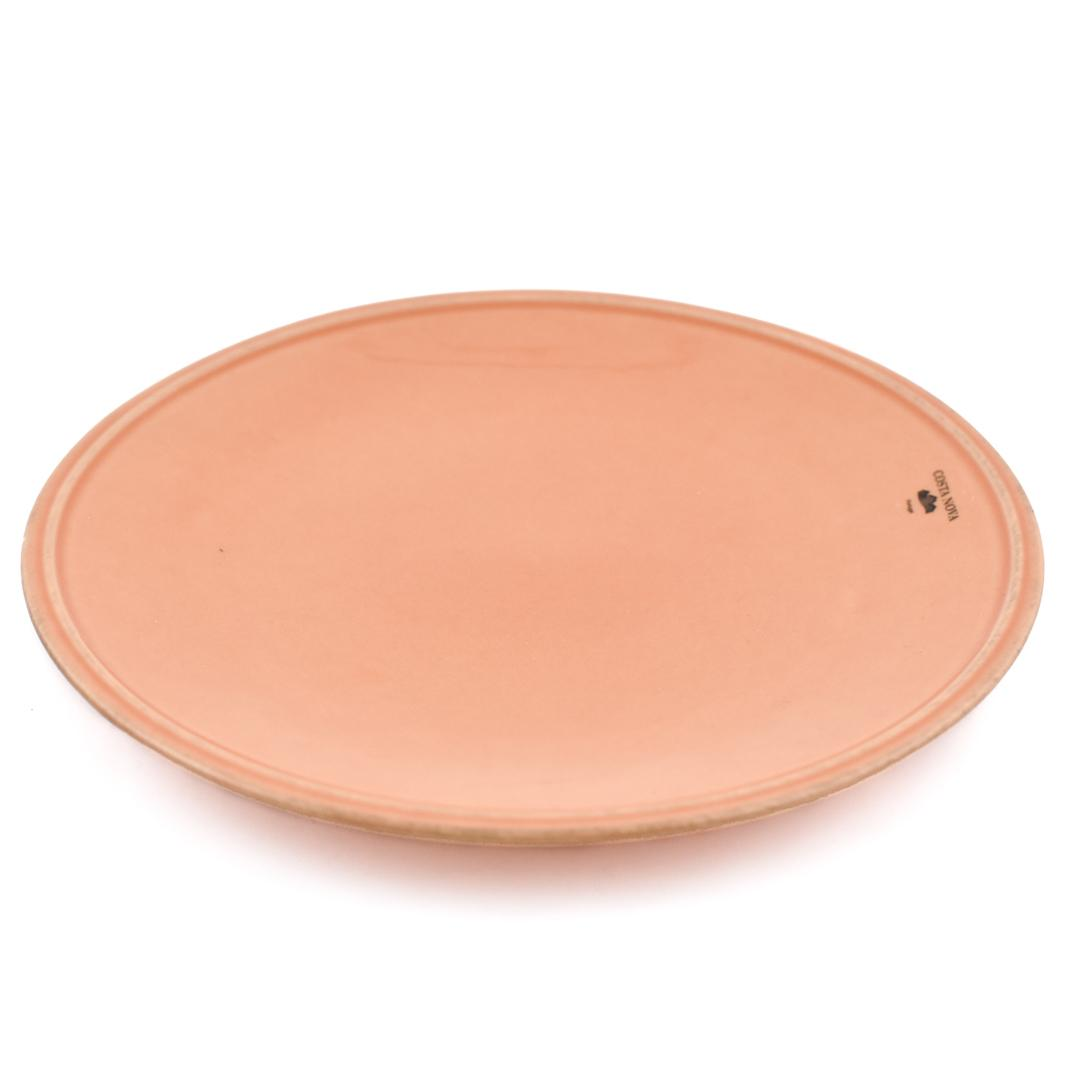 Тарелка для салата терракотовая Friso