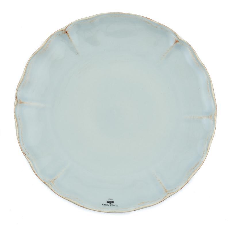Тарелки обеденные бирюзовые, набор 6 шт. Alentejo