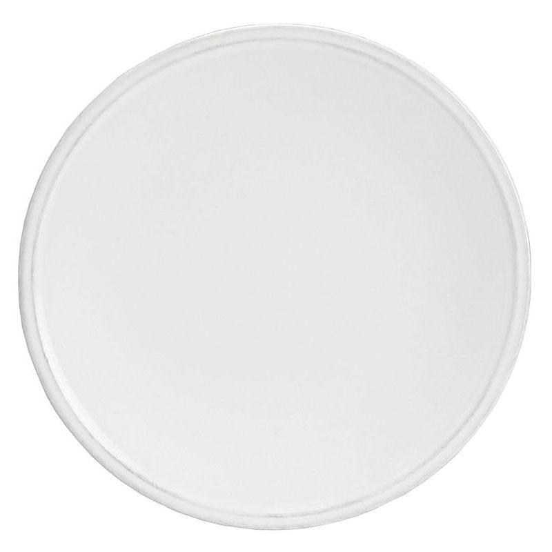 Тарелка для салата белая Friso