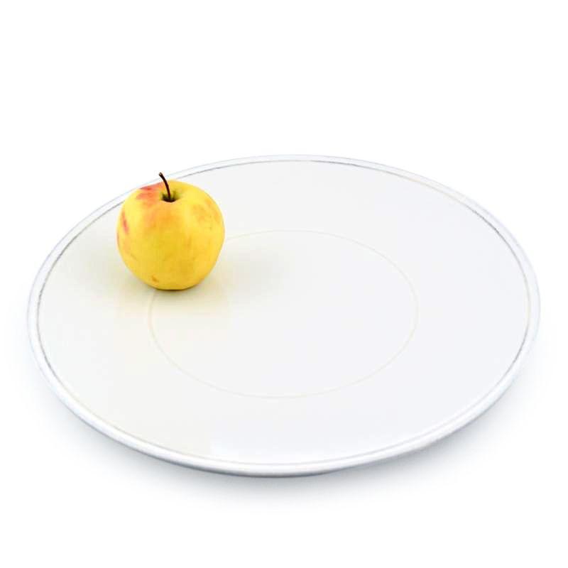 Тарелка подставная белая Friso
