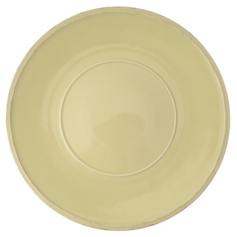 Тарелка подставная зеленая Friso