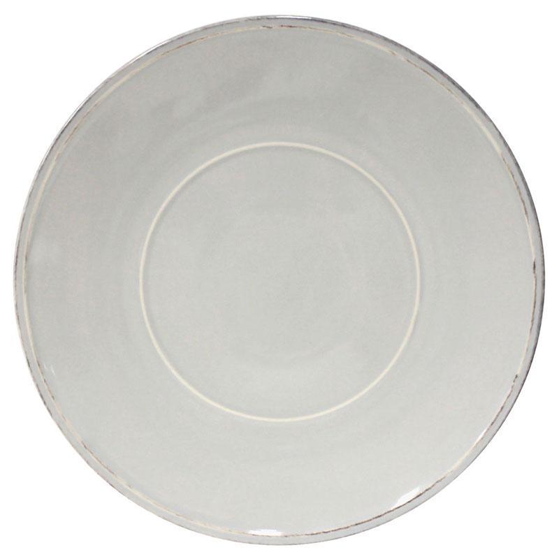 Тарелка подставная серая Friso