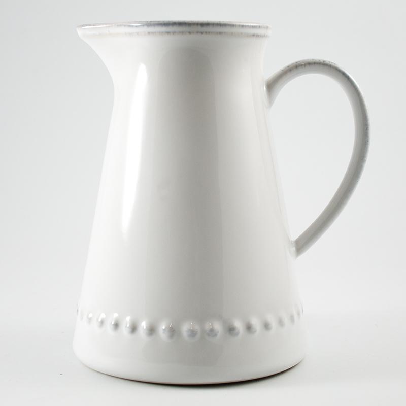 Кувшин (питчер) белый Pearl