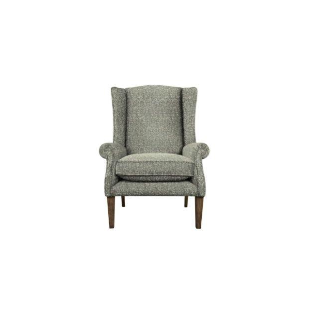 Кресло Hathersage Ripple Silver