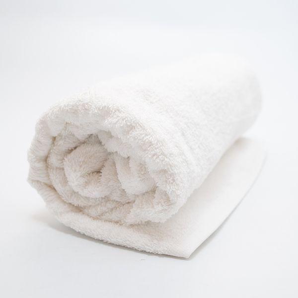 Полотенце Centrotex 90×160 см белое