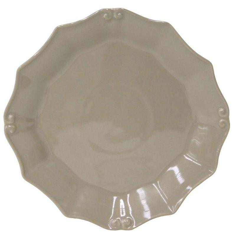 Тарелка для салата с завитками в стиле барокко Barroco