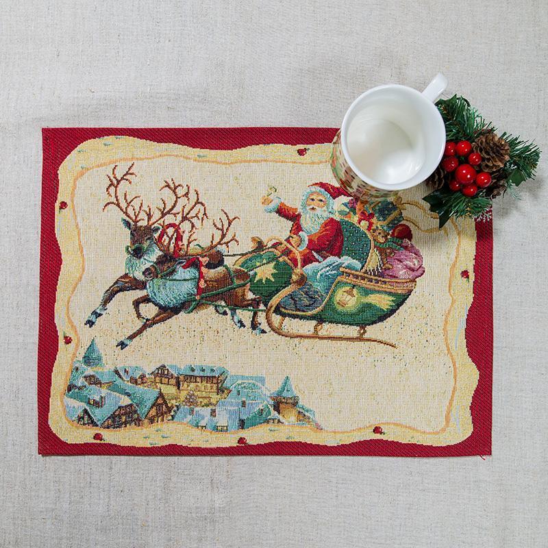 "Салфетка ""Подарок от Санты"""
