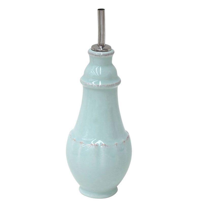 Олейник из керамики бирюзового цвета Impressions