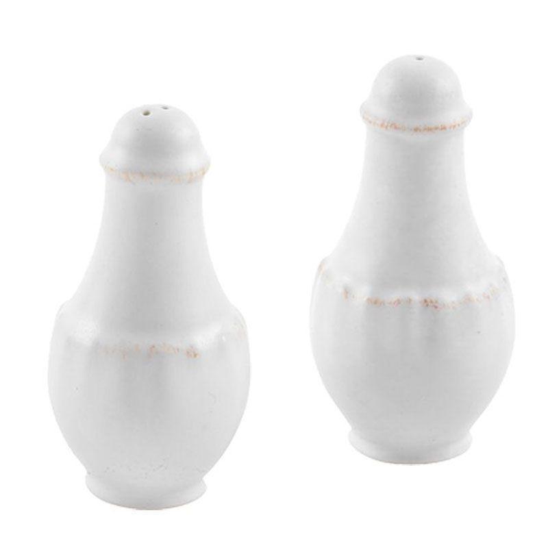 Набор емкостей для соли и перца из керамики Impressions