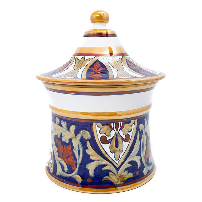 Емкость для хранения из керамики Lustro Antico