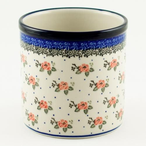 """Подставка для кухонных приборов """"Чайная роза"""" - фото"""