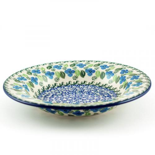 "Набор из 6-ти керамических тарелок для супа ""Вербена"" - фото"