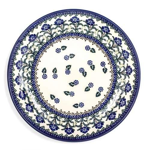 """Красивая посуда """"Черничный букет"""" - фото"""