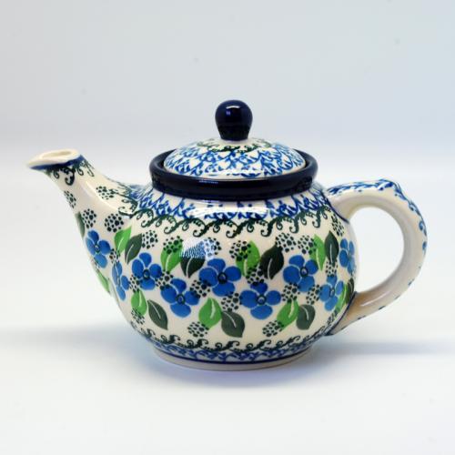 """Заварник для чая с растительным орнаментом """"Вербена"""" - фото"""