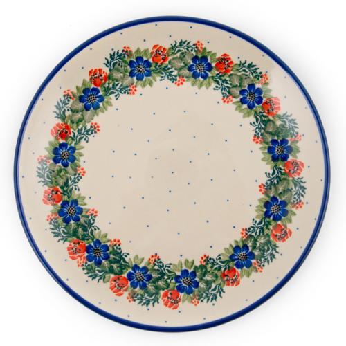 Набор 6 шт. тарелок - фото