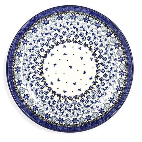 """Набор из 6-ти небольших обеденных тарелок """"Полевые цветы"""" - фото"""