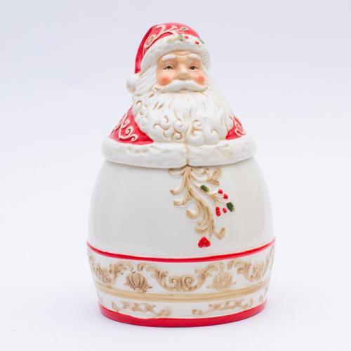 Биквитник Санта - фото
