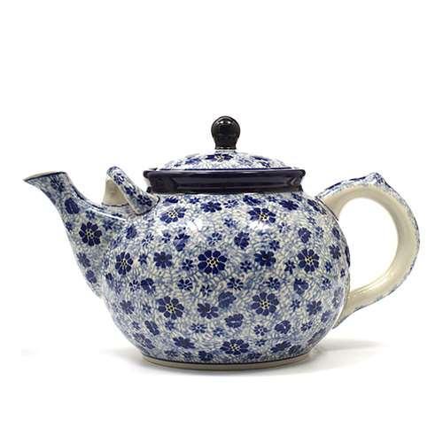 """Большой чайник из сверхпрочной керамики """"Стрекоза"""" - фото"""