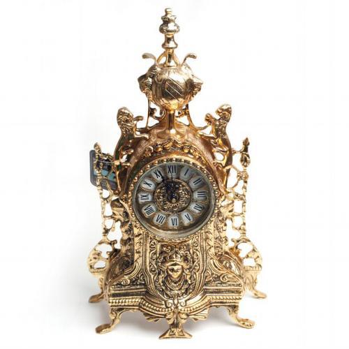 Часы в стиле барокко Cleone - фото