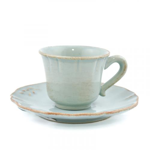 Чашка с блюдцами для кофе Alentejo - фото