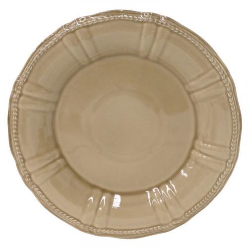 Тарелка подставная коричневая Village - фото