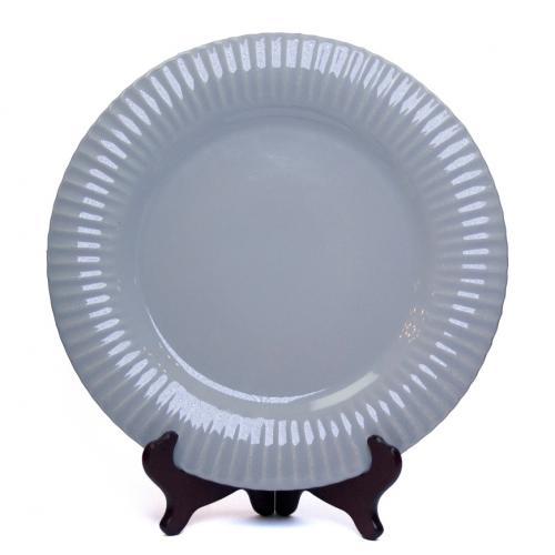 Подставная тарелка серая Village - фото