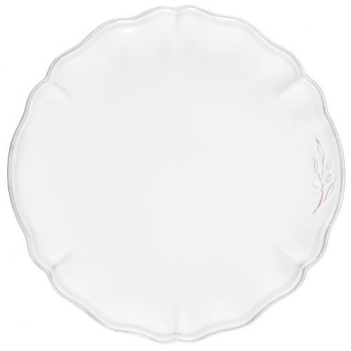 Обеденная тарелка с потертостями на краях Alentejo - фото