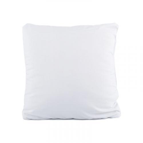 Наполнитель для подушки из холлофайбера с чехлом из поликоттона - фото