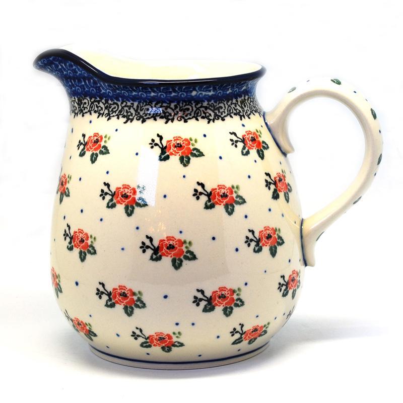 Кувшин Чайная роза - фото