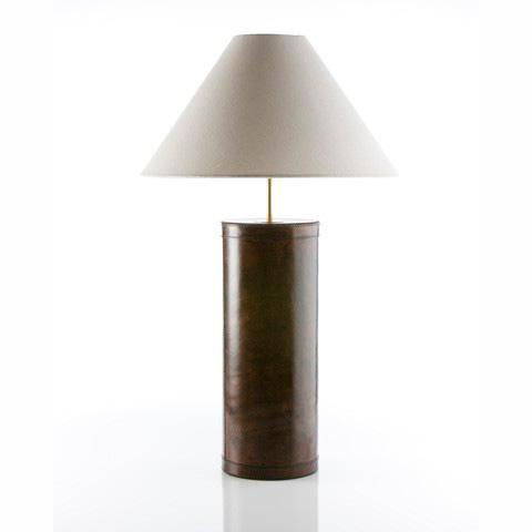 Настольная лампа и абажур Kensington - фото
